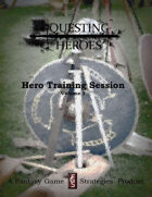 Questing Heroes Hero Training Session Vol. 1