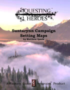 Questing Heroes Suntarynn Campaign Setting Maps