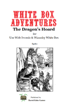 White Box Adventures: The Dragon's Hoard [Swords & Wizardry]
