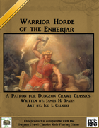 Warrior Horde of the Einherjar
