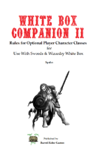 White Box Companion II [Swords & Wizardry]