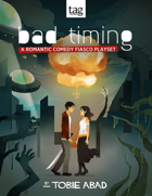 Bad Timing - A Romantic Comedy Fiasco Playset