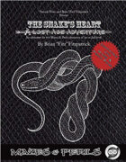 The Snake's Heart - A Lost Age Adventure (Mazes & Perils)