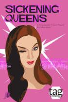 Sickening Queens - A Drag Queen Fiasco Playset