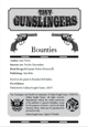 Tiny Gunslingers: Bounties