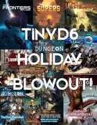 TinyD6 Holiday Blowout [BUNDLE]