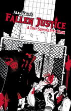 Fallen Justice: A Tiny Supers City Book