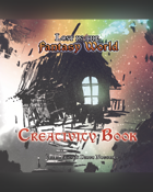Lost in the Fantasy World: Creativity Book