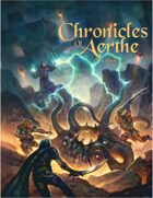 Chronicles of Aerthe Corebook