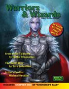 Warriors & Wizards Magazine #1