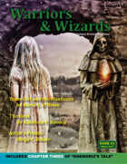 Warriors & Wizards Magazine #3
