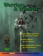 Warriors & Wizards Magazine #7