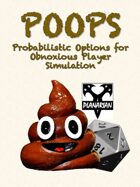 Probabilistic Options for Obnoxious Player Simulation (POOPS)