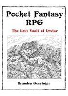 The Lost Vault of Urstav