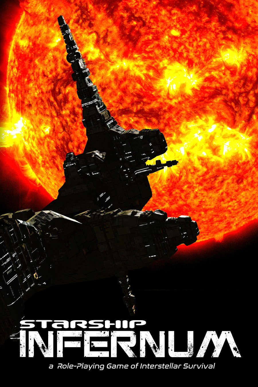 Starship Infernum cover