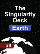 The Singularity Deck - Earth Full Set (alt)