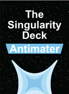 The Singularity Deck - Antimatter Suit