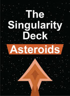 The Singularity Deck - Asteroids Suit