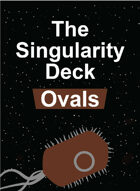 The Singularity Deck - Ovals Suit