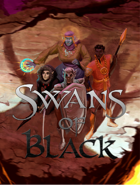 Swans of Black