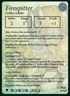 Moonstone: Character Cards - Dominion