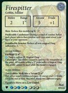 Moonstone: Character Cards - Big Guys