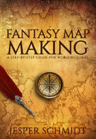 Fantasy Map Making - a step-by-step guide for worldbuilders