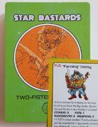 Star Bastards - Cards