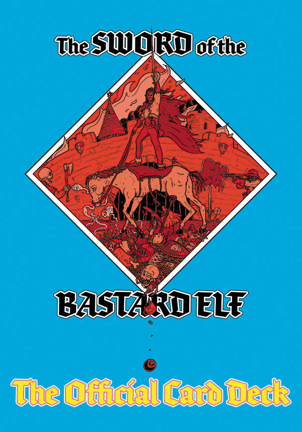 The Sword of the Bastard Elf Item Card Deck