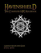 Havenshield Complete RPG  [BUNDLE]