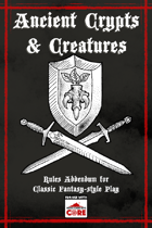 Ancient Crypts & Creatures for ICRPG