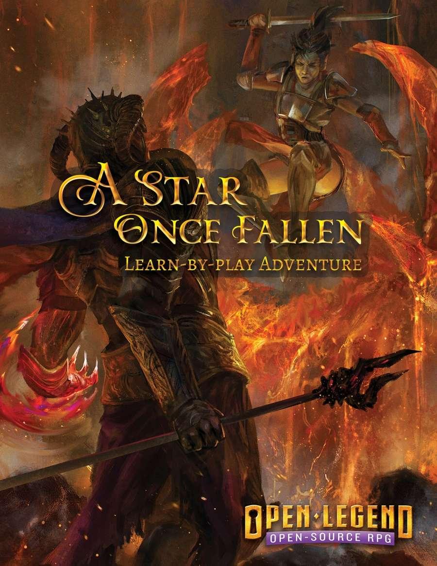 A Star Once Fallen