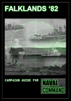 Falklands 1982 - Naval Command
