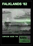 Falklands 1982 - Naval Command