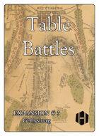 Tables Battles Expansion No. 3: Gettysburg