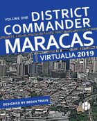 District Commander Maracas