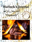 Warlock's Journal (Issue 32 - May 2017)