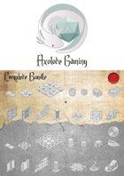 Axolote Tiles - Complete Bundle (fantasy and scifi) - Openlock Compatible