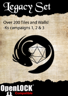 Axolote Tiles - Legacy Tiles [BUNDLE]