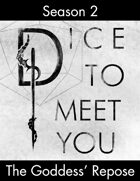 Dice To Meet You S02:E13 – Three Secrets and a Sack of Shoelaces