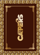 CAPERS Playing Cards