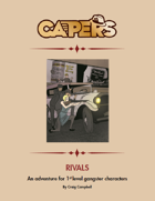 CAPERS Adventure - Rivals