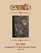 CAPERS Adventure - The Sting