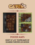 CAPERS Poster Maps