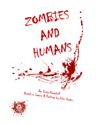 Zombies and Humans
