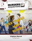 Everything M&A [BUNDLE]
