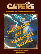 CAPERS Whole Kit & Caboodle [BUNDLE]