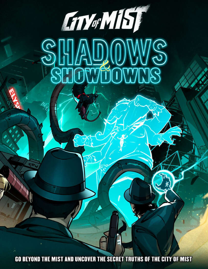 City of Mist: Shadows & Showdowns