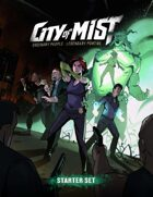 City of Mist: All-Seeing Eye Investigations Starter Set