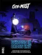 City of Mist Case: Demons in Cross End